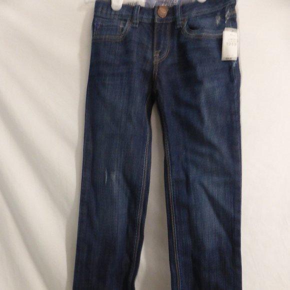 GAP KIDS, girls size 8, distressed jeans, BNWT